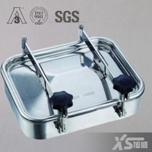 Sanitary Grade Stainless Steel Rectangular Hatches pictures & photos