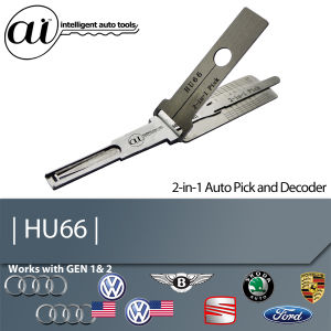 Auto Lock Pick and Decoder for VW (HU66)