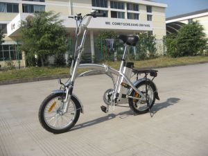 En15194 Approved Hot Sale Cheap Folding Electric Bike pictures & photos