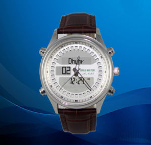Sports Watch Qibla Pray Special Design for Muslim of Multifunction with Compass (QT-SR810) pictures & photos