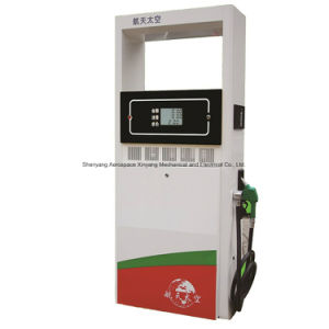 Fuel Dispenser of Singlenozzle and Two LCD Display pictures & photos