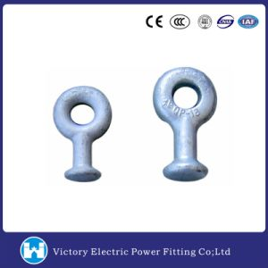 Pole Line Hardware Glavanized Steel Ball Eye (QP-12) pictures & photos