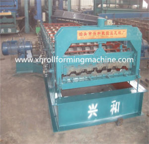 Fully Automatic Car Panel Roll Forming Machine pictures & photos