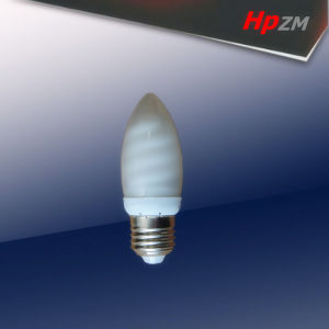 Candle Light Bulb CE 220V Energy Saving Lamps Candle pictures & photos