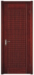 Flush Wooden Door with PU Painting for Living Room