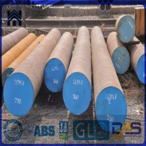 Hot Forged Alloy Steel Large-Sized Round Bar with Different Specification (45#/4140/ En19/...) pictures & photos