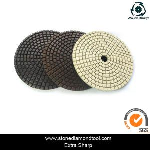 Marble/Granite/ Concrete Stone Copper Wet Grinding & Polishing Pads pictures & photos