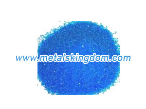 Industry Grade Copper (Cupric) Sulphate Pentahydrate 98% pictures & photos