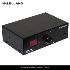 Mic/Line Mix Controller (MRX-121) pictures & photos