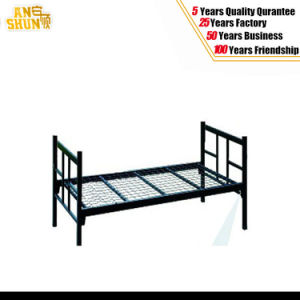 China Manufacturer Steel Domitary Bed / Single Bed pictures & photos