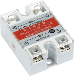 Solid State Relay (HHG2-1/250F-22 10-80A; HHG2-1/250F-38 10-80A) pictures & photos