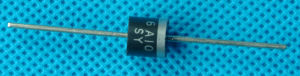 1A, 1000V Silicon Rectifier Diode 1A7 pictures & photos