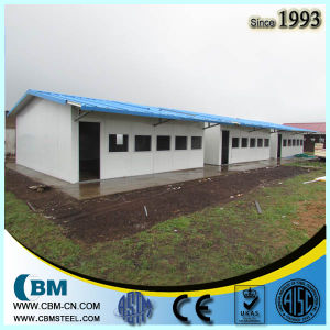Metal Structure Chicken Farm Buildings Prefab Poultry House Th011