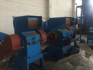 Small Rubber Recycling Plant Rubber Granule Making Machine pictures & photos