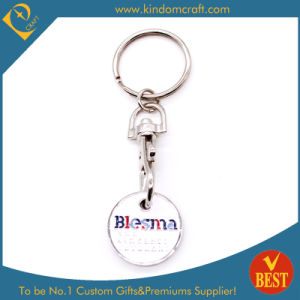 Wholesale Metal Custom Shopping Cart Trolley Coin pictures & photos