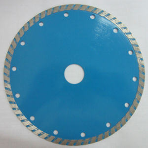 Diamond Saw Blades with Continuous Teeth for Stone pictures & photos