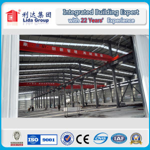 Steel Building Structure Factory Building pictures & photos
