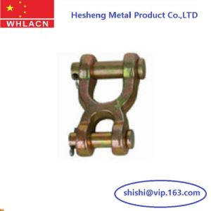 Forged Carbon Steel H Type Twin Connecting Clevis Link pictures & photos