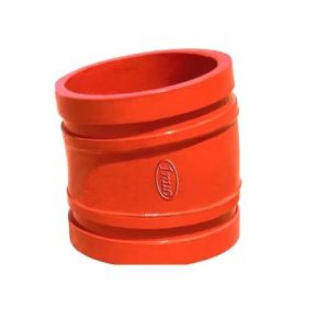High Quality Fire Protection Elbow Ductile Iron Pipe Fittings pictures & photos