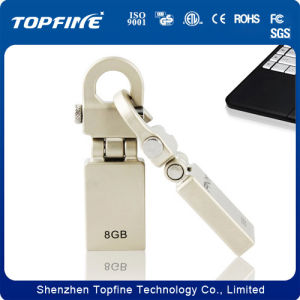 Hot Sale Metal USB Flash Drive Best Gift Mini USB Drives 8GB with Custom Logo pictures & photos