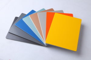 Colorful Coating Aluminum Composite Panel (XYZ001) pictures & photos