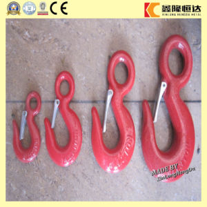 G80 320A Steel Eye Hook pictures & photos