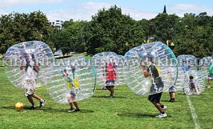 1.5m PVC Inflatable Bumper Ball, Human Body Football Race for Adult pictures & photos