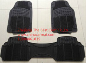 (Bt-1014) PVC Car Mat/Rubber Mat/3PCS Car Mat/Car Floor Mats pictures & photos