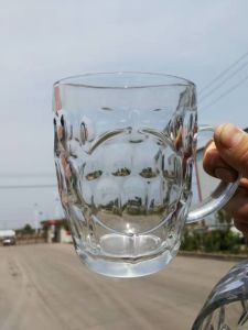 Glass Cup Glassware Hot Sale Glass Beer Cup Kb-J0070 pictures & photos