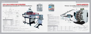 Offset Cup/Container Priniting Machine (YB) pictures & photos