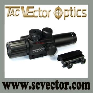 Vector Optics Wyvern 4X25e Laser Compact Tactical Optical Riflescope with China Hunting Accessories pictures & photos