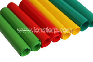 Coated PVC Tarpaulin for Tent or Truck Cover