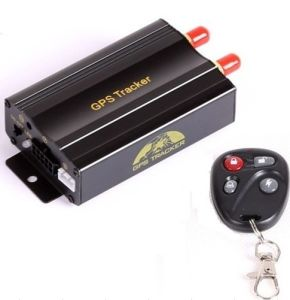 Vehicle Car GPS Tracking Device with Fuel Level Alarm