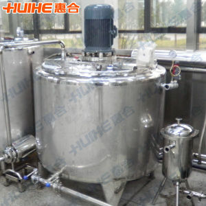 Vacuum Homogenizing Emulsifier pictures & photos