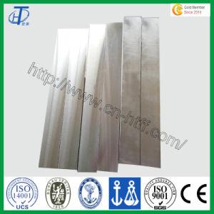 300*55*10mm Az91d Magnesium Casting Billets