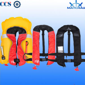 Smallest Auto Inflatable Life Vest for Fishing pictures & photos
