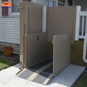 4m Morn Brand Vertical Disabled Lift pictures & photos