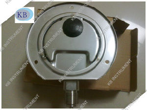 All Stainless Steel Pressure Gauge Manometer En837.1 pictures & photos