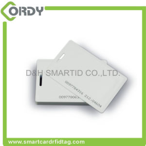 MANGO 125kHz clamshell card 1.8mm thickness with TK4100 em4100 chip pictures & photos