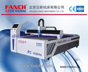 CNC Single Drive Fiber Laser Cutting Machine (FC-1530FA -300W)