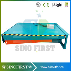 5ton 6 Ton Adjustable Hydraulic Dock Leveler for Warehouse pictures & photos