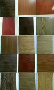 Prepainted Wood Pattern Steel Sheet, Wooden PPGI pictures & photos