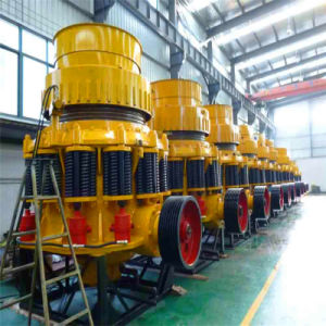 Low Price Compound Cone Crusher Equipment for Stone Crushing pictures & photos