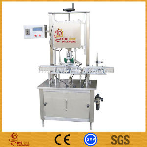 Automatic in-Line Capping Machine/Bottle Capper pictures & photos