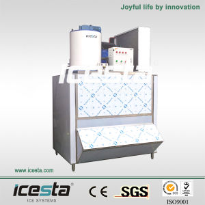 Icesta Storage Bin Portable Ice Maker pictures & photos
