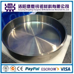 Factory Price 99.95% Tungsten Crucible for Sapphire Crystal Growing and Rare Earth Melting pictures & photos