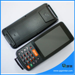 4G Band GPRS Android PDA Handheld Barcode Scanner pictures & photos