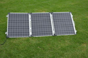200W Folding Solar Panel for Camping with 9m Cable pictures & photos