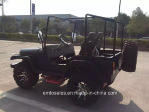 200cc 4 Stroke 10inch Buggy Car (jeep 2016) pictures & photos