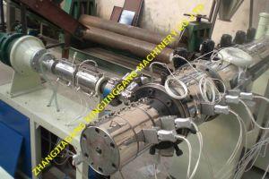PP-R/PP/PE Plastic Pipe Production Line pictures & photos